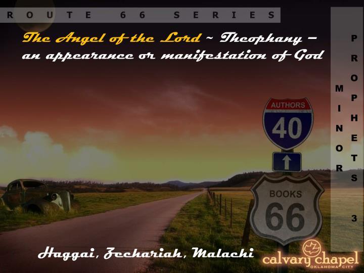 MINOR PROPHETS 3