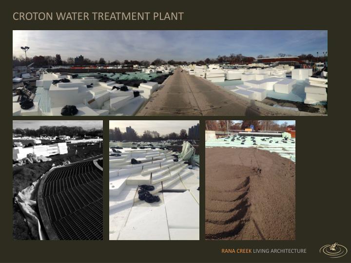 CROTON WATER TREATMENT PLANT