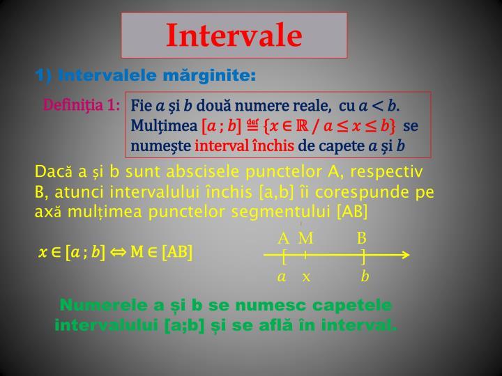 Intervale