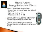 new future energy reduction efforts1