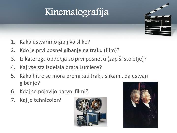 Kinematografija