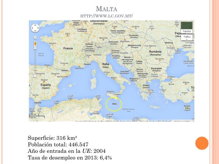 Malta http www lc gov mt