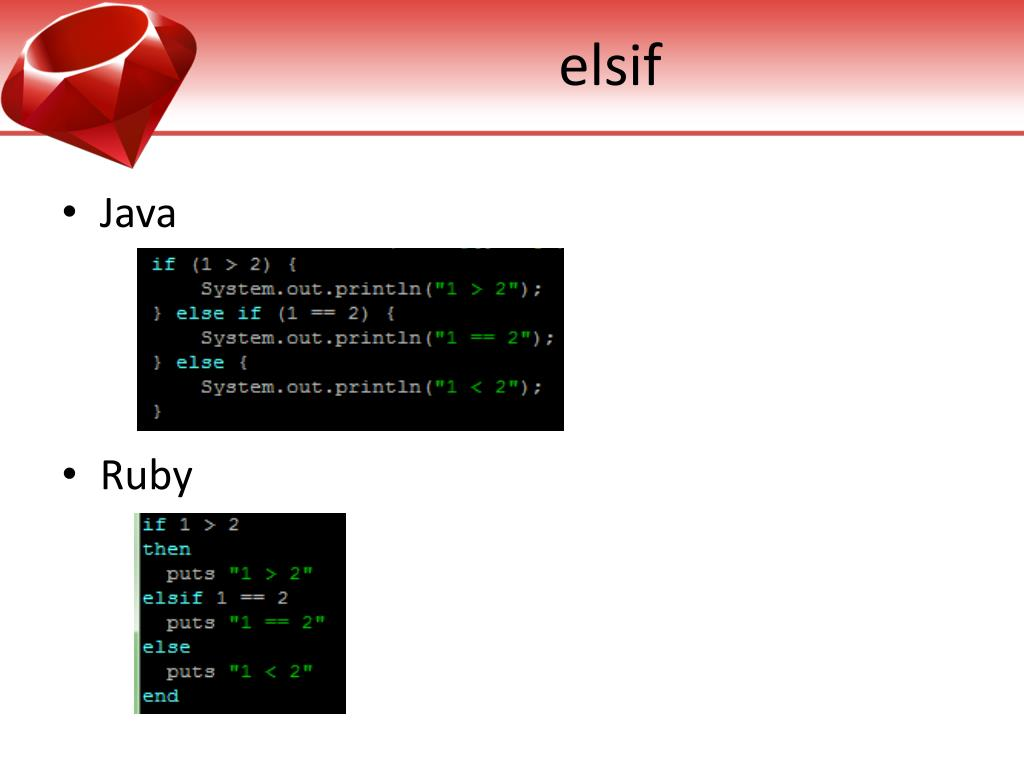 PPT - Ruby! PowerPoint Presentation - ID:6274052