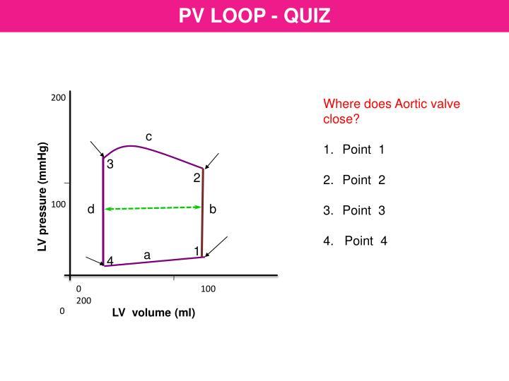 LV pressure (mmHg)