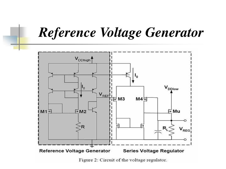 Reference Voltage Generator