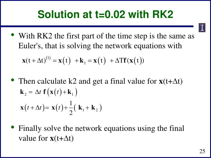 Solution at
