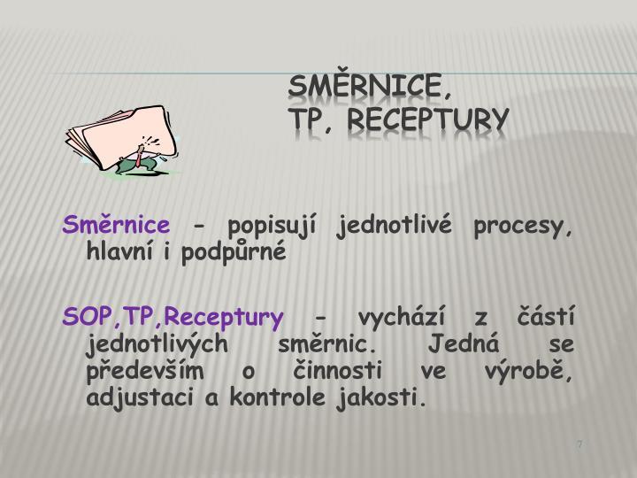 Směrnice,