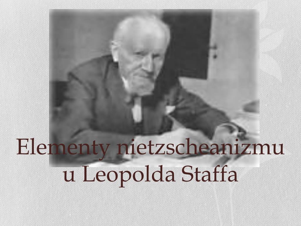 Ppt Główne Cechy Filozofii Arthura Schopenhauera I