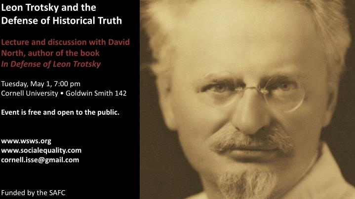 Leon Trotsky and the
