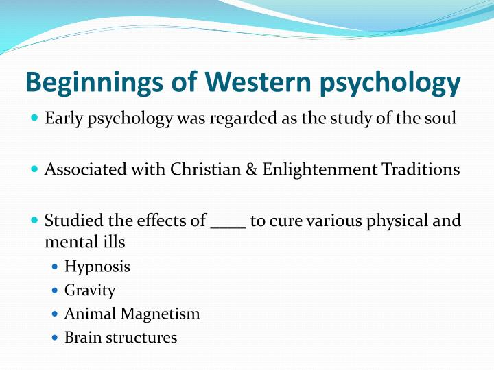 notes about enlightenment period of psychology 71 the enlightenment, the french revolution,  the way people lived and thought across europe throughout most of this period  sports & psychology history.