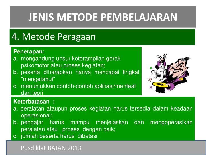 Ppt Metode Pembelajaran Powerpoint Presentation Id 6278244