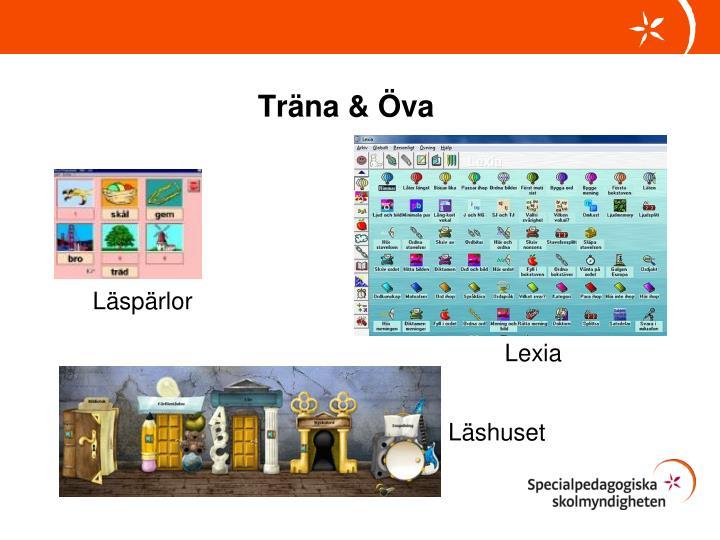 Träna & Öva