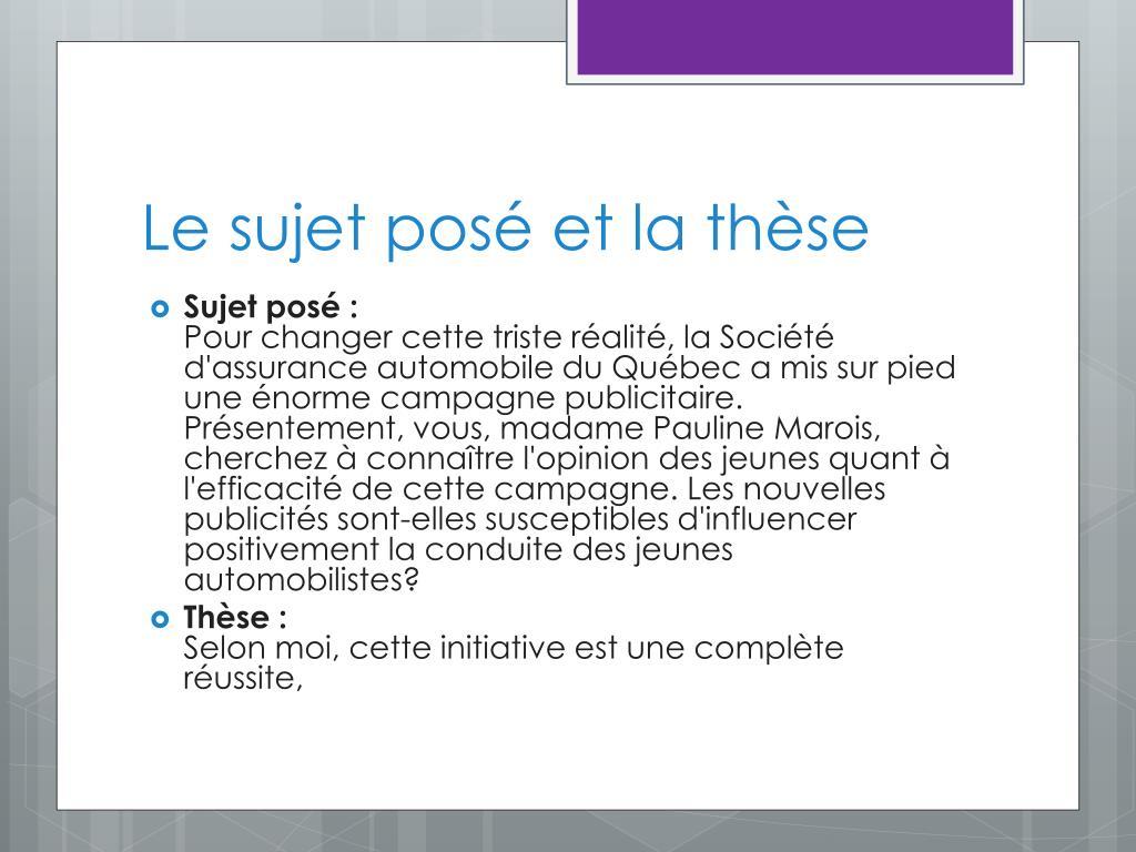 Exemple De Texte Argumentatif Sur La Publicité - Exemple ...