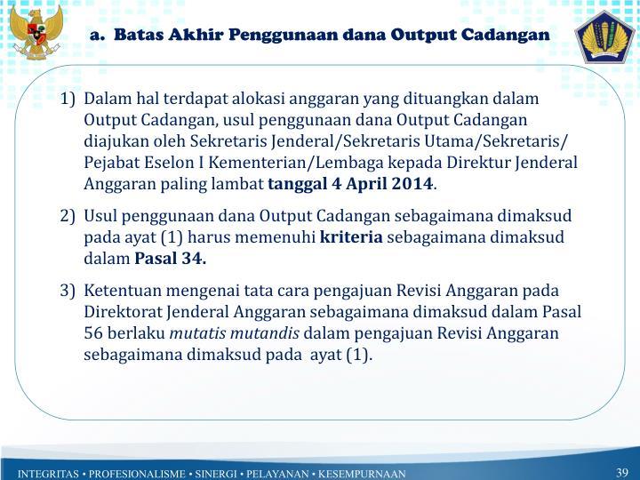 a.  Batas