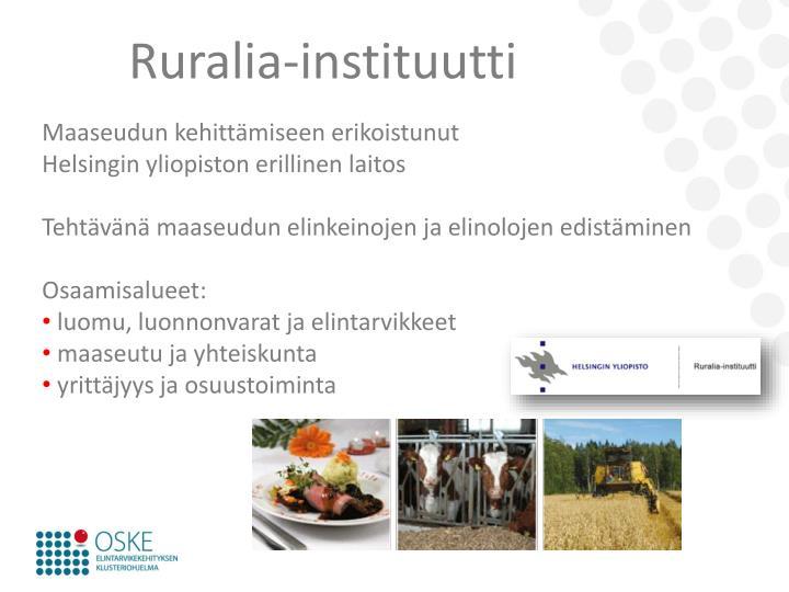 Ruralia-instituutti