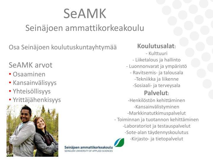 SeAMK