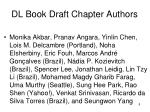 dl book draft chapter authors