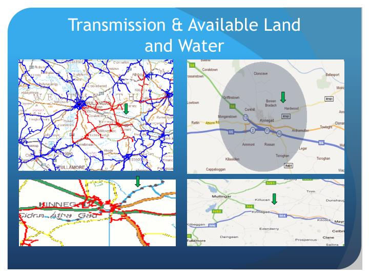 Transmission & Available Land