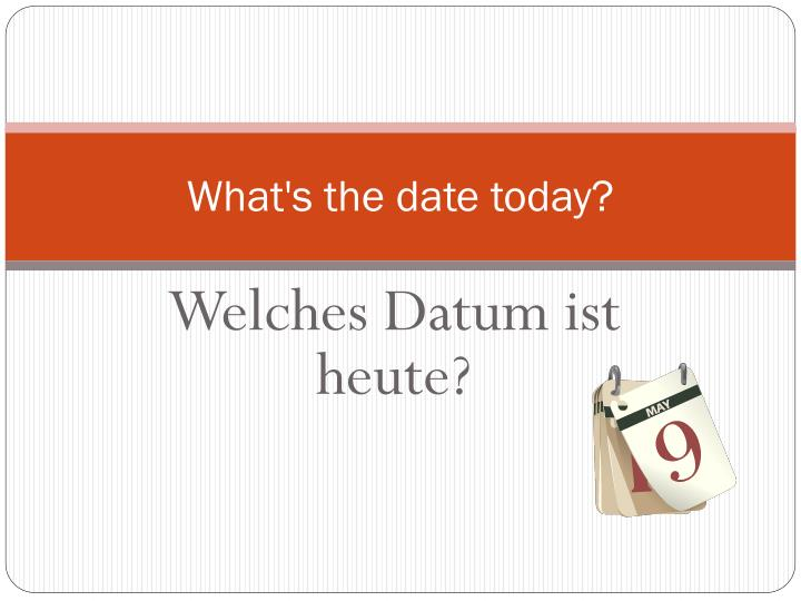 what s the date today n.