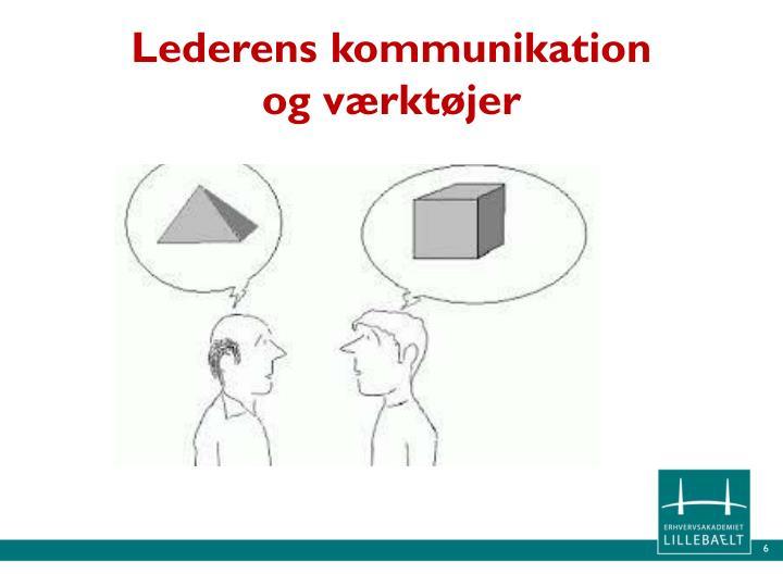 Lederens kommunikation