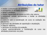 atribui es do tutor2