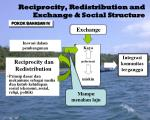 reciprocity redistribution and exchange social structure