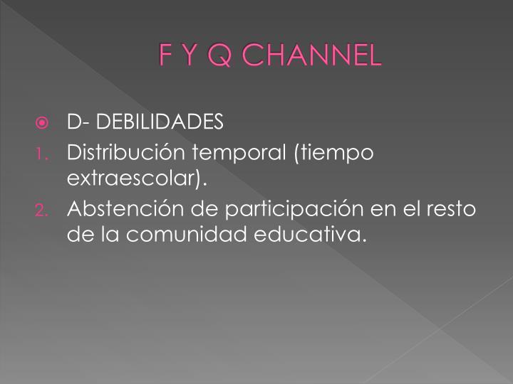 F y q channel1