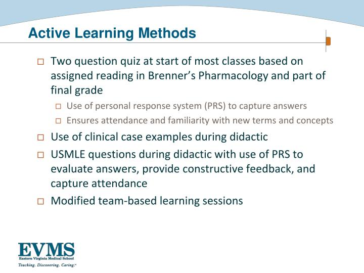Active Learning Methods