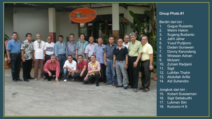 Group Photo #1