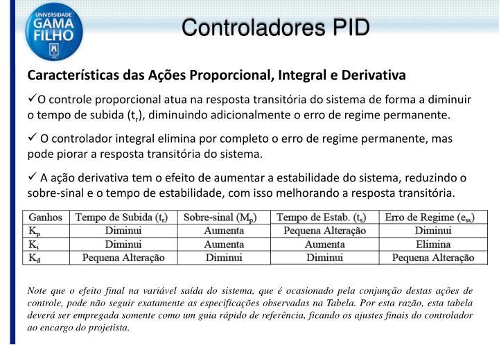 Controladores PID