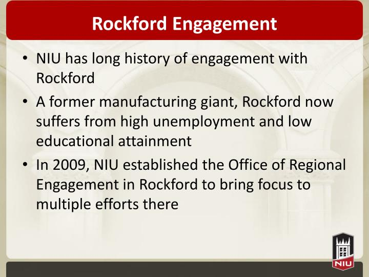 Rockford Engagement