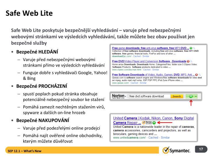 Safe Web Lite