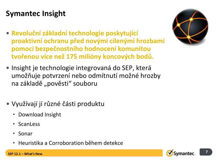 Symantec Insight