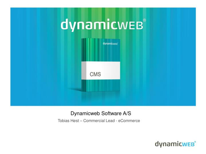 Dynamicweb Software A/S
