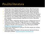 pou it literatura
