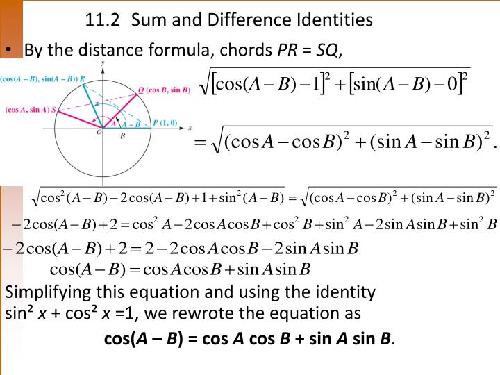 11 2 sum and difference identities1