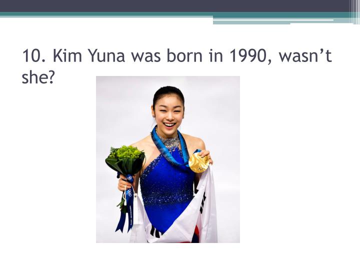 10. Kim