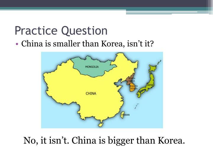 Practice question1