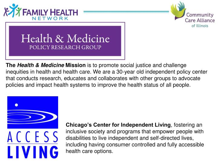 Chicago's Center for Independent Living
