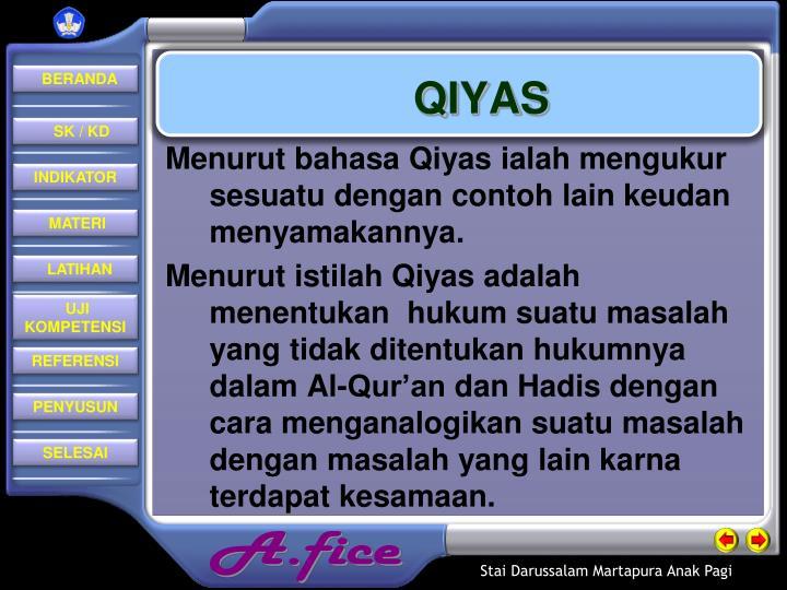 Ppt Sumber Hukum Islam Ijtihad Kelas X Semester 2