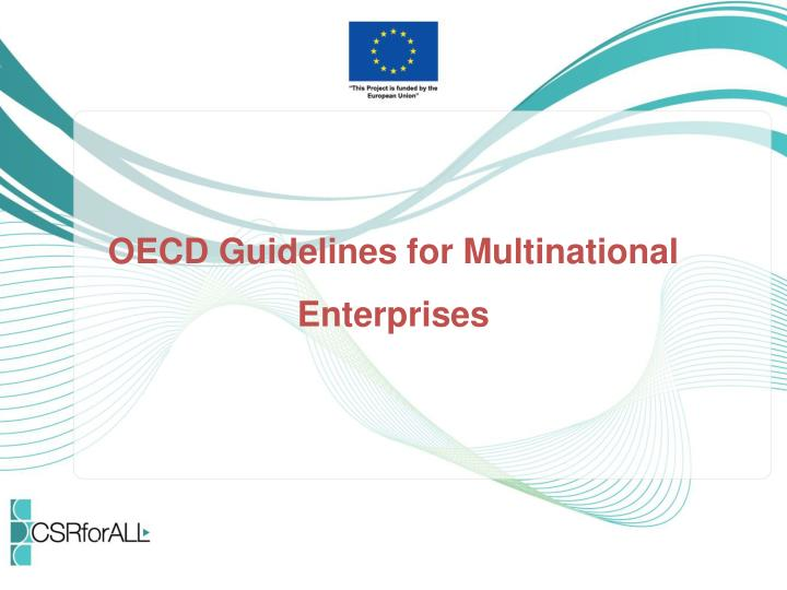 multinational national enterprise The company becomes a multinational enterprise when it begins to plan, organize and coordinate production, marketing, r&d national tax jurisdiction:.