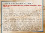 think tanks no mundo5