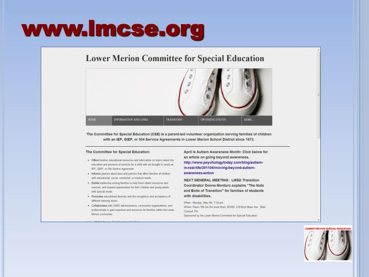 www.lmcse.org