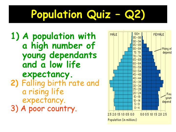Population Quiz – Q2)