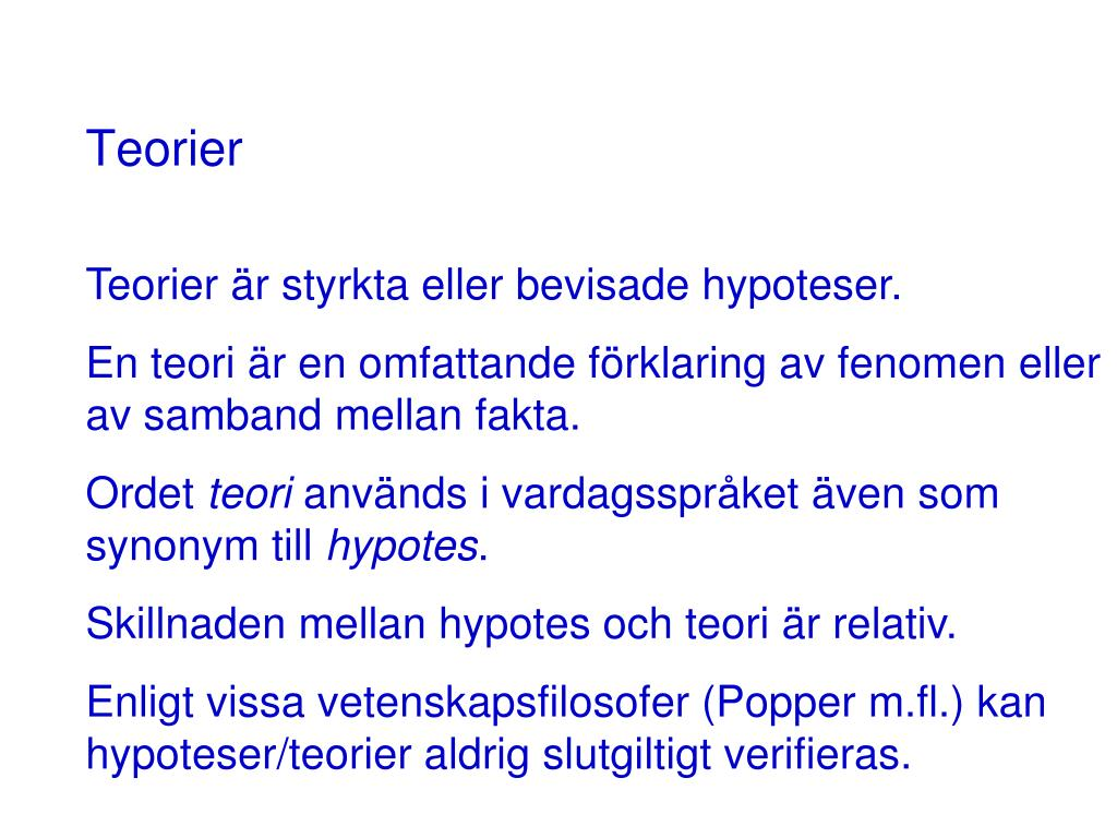 Hypotese Kryssord