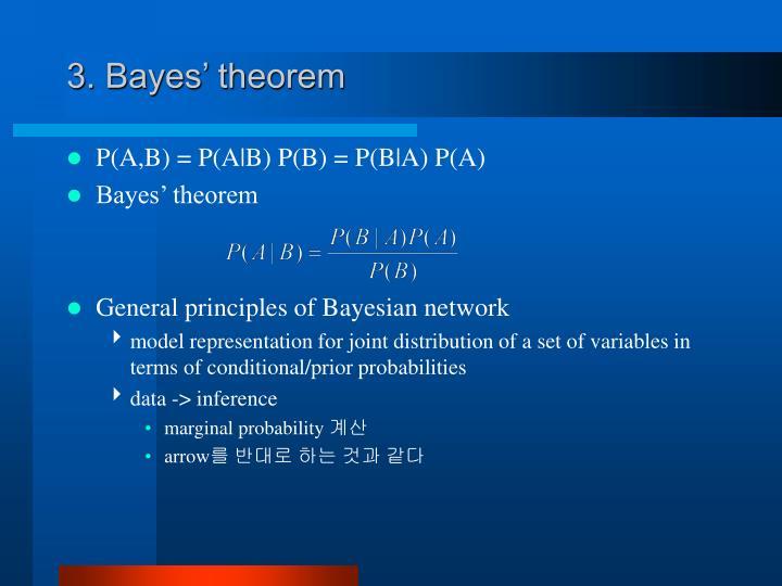 3 bayes theorem