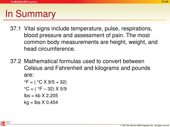 Ppt Obtaining Vital Signs And Measurements Powerpoint Presentation
