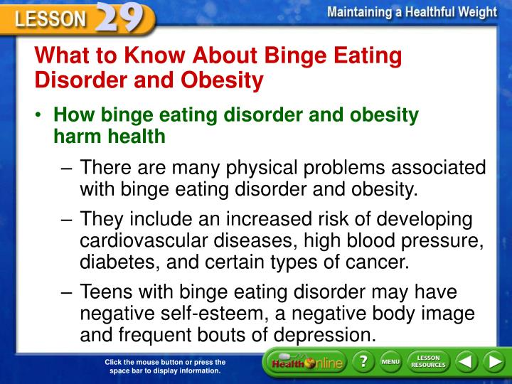 What to Know About Binge Eating Disorder and Obesity