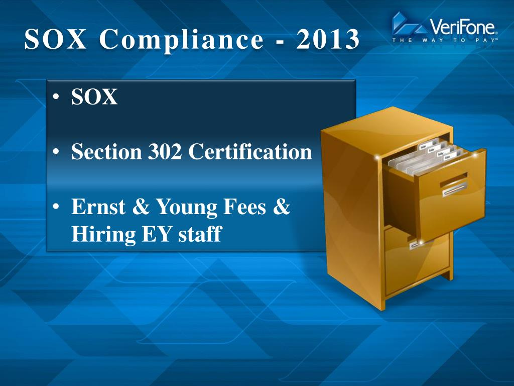 Ppt sox compliance 2013 powerpoint presentation id6299625 sox compliance 2013 xflitez Images