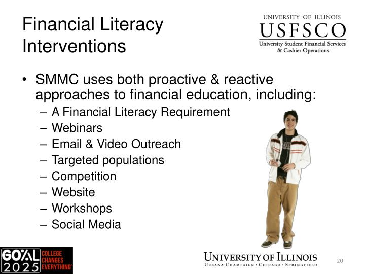 Financial Literacy Interventions